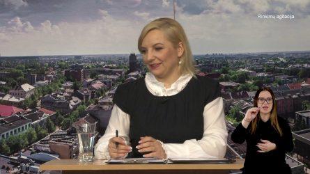 Pakruojo rajono kandidatai į savivaldybės tarybą. POKALBIŲ LAIDA. (4.2)
