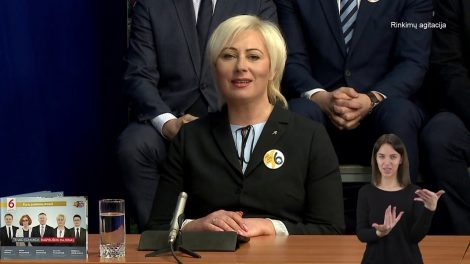 Radviliškio rajono kandidatai į savivaldybės tarybą. POKALBIŲ LAIDA. (5.1)