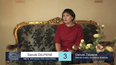 Nr.3 Danutė Žalpienė - Moteris Saulė 2018