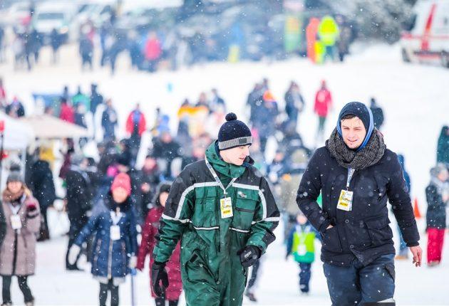 Akimirka iš Winter Rally 2019 – Edgaro Buiko nuotr