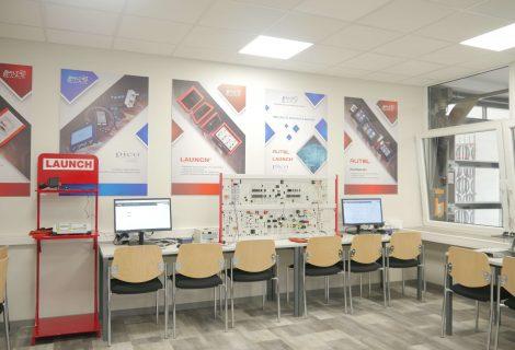 Atidaryta moderniausia automobilinės diagnostikos laboratorija Lietuvoje