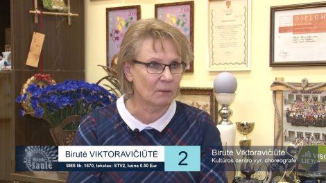 Nr.2 Birutė Viktoravičiūtė - Moteris Saulė 2018