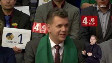 Radviliškio rajono kandidatai į merus. POKALBIŲ LAIDA. (5.3)