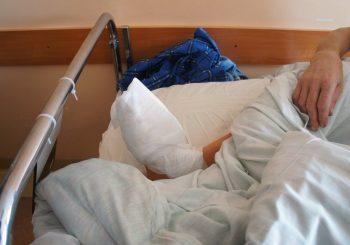 Ligoninėje – traumuotų pacientų antplūdis