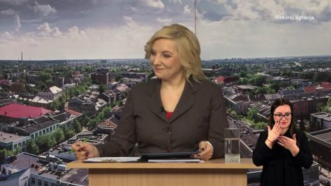 Akmenės rajono kandidatai į savivaldybės tarybą. POKALBIŲ LAIDA. (1.1)