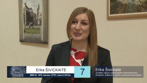 Nr.7 Erika Šivickaitė - Moteris Saulė 2018