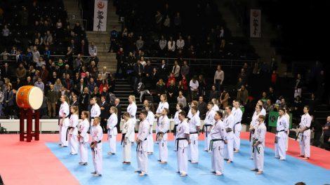 Šiauliuose rinkosi Lietuvos karate meistrai