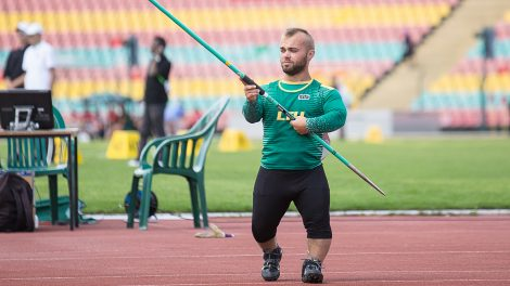 Šiauliai – neįgaliųjų sporto centras