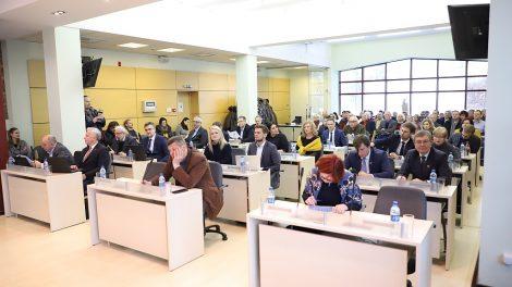 Taryba patvirtino 2019 m. Šiaulių miesto biudžetą