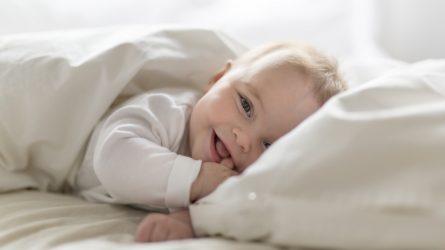 Tyrimas atskleidė, kas labiausiai neramina kūdikius auginančius tėvus