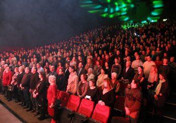 Vasario 16-oji Šiauliuose paminėta dviem puikiais koncertais