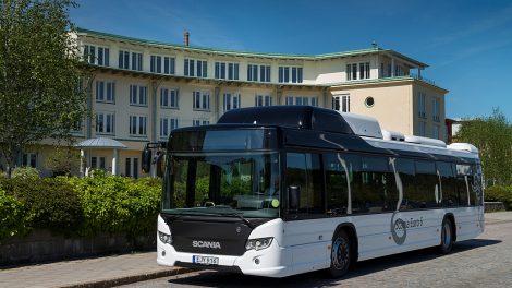 Šiaulių autobusuose – ekologiškesnis kuras