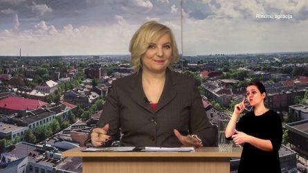 Akmenės rajono kandidatai į savivaldybės tarybą. POKALBIŲ LAIDA. (1.2)