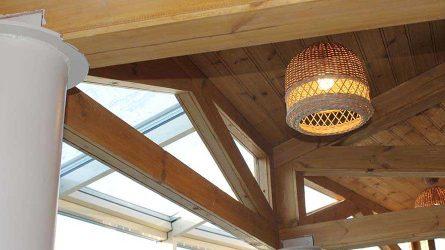 Medinės stogo konstrukcijos – sprendimas taupantiems pinigus