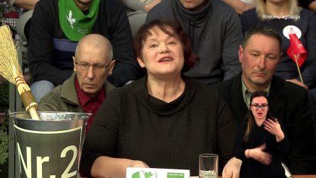 Joniškio rajono kandidatai į savivaldybės tarybą. POKALBIŲ LAIDA. (2.1)