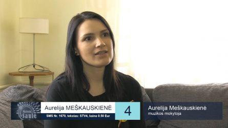 Nr.4 Aurelija Meškauskienė - Moteris Saulė 2018