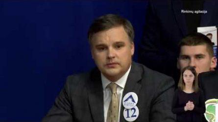 Šiaulių miesto kandidatai į merus. POKALBIŲ LAIDA. (6.3)