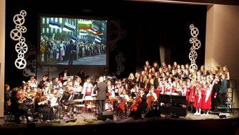 """Kelmės Algirdo Lipeikos menų mokykla sėkmingai dalyvavo tarptautiniame projekte """"Inovatyvūs muzikos tiltai"""""""