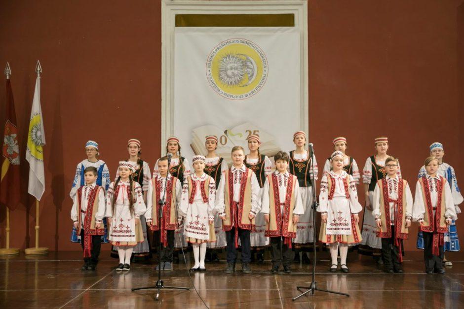 Vienintelė Lietuvoje baltarusių gimnazija švenčia įspūdingą 100-metį!