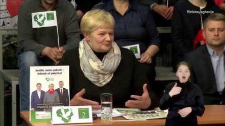 Joniškio rajono kandidatai į merus. POKALBIŲ LAIDA. (2.3)