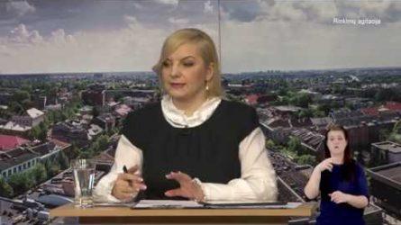 Pakruojo rajono kandidatai į savivaldybės tarybą. POKALBIŲ LAIDA. (4.1)