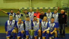 Finišavo Mažeikių rajono salės futbolo pirmenybės