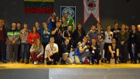Įvyko Mažeikių rajono 22-asis rankų lenkimo čempionatas