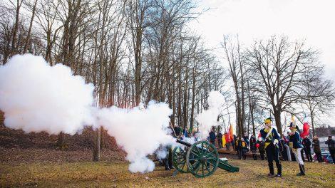 Kaune pristatytas atsinaujinęs Napoleono kalnas – su ryškiu istorijos prieskoniu