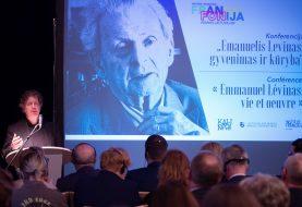 Kaunas pagerbė istorinės asmenybės – filosofo Emanuelio Levino – atminimą