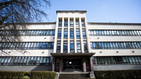 Kauno modernizmo perlu vadinamame KTU pastate – pirmieji atnaujinimo ženklai