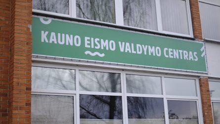 Kaunas kovai su spūstimis pasitelkė išmaniąsias technologijas