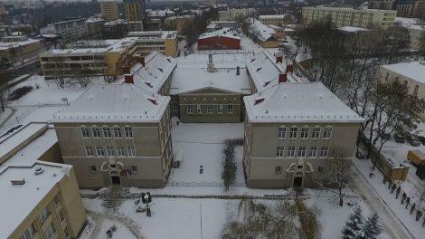 VILNIUS: išskirtinė mokykla ir kotedžų kvartalas karininkams