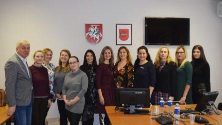 Lietuvių kalbos mylėtojai rašė Nacionalinį diktantą