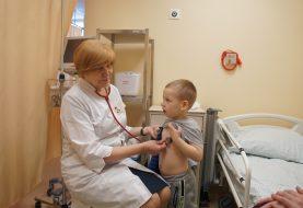 Modernus vaikų priimamasis džiugina ir pacientus, ir medikus