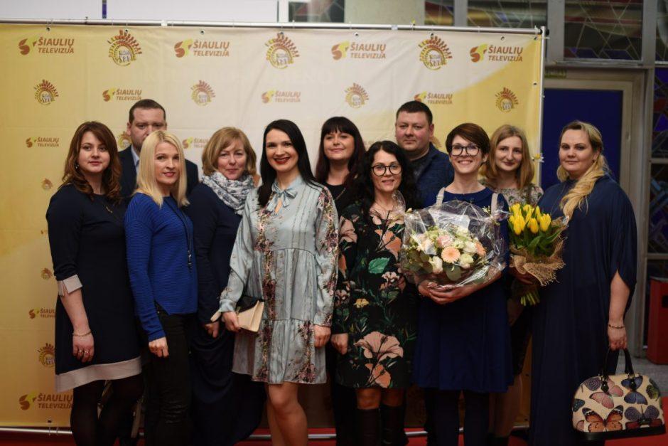 Aurelija Meškauskienė – Moteris Saulė 2018