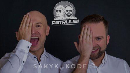 """Grupė """"Patruliai"""" naują dainą skiria Lietuvos moterims"""