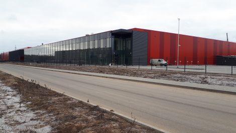 Kaune baigta statyti viena moderniausių baldų gamyklų Lietuvoje
