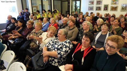Šiaulių rajono neįgalieji rinkosi į draugijos ataskaitinę konferenciją