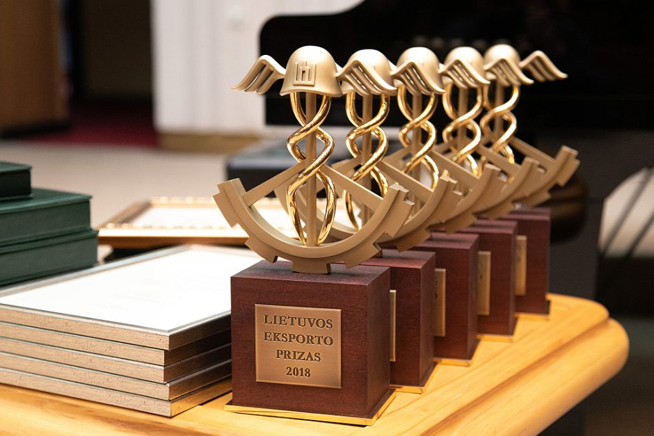Verslo apdovanojimai šiauliečiams