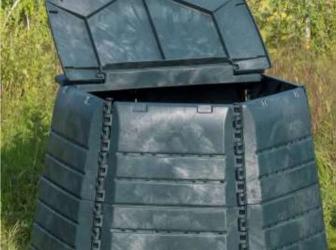 Nemokamai dalinamos kompostavimo dėžės