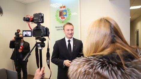 Šiauliečiai apsisprendė jau pirmojo savivaldos rinkimų turo metu