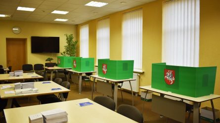 Prasidės antrojo rinkimų turo išankstinis balsavimas