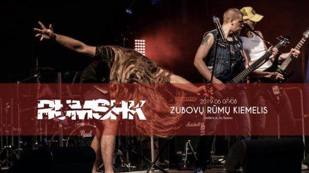 """Atgimstantis alternatyvios muzikos festivalis """"RUMSHK"""" kviečia kūrėjus dalyvauti konkurse"""