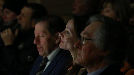 """Rėkyvoje nuskambėjo vokalinių ansamblių šventė-konkursas """"Pavasario melodijos"""""""