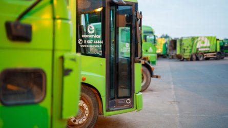 Šiauliuose modernizuojama atliekų tvarkymo sistema: keičiami ir gyventojų turimi konteineriai
