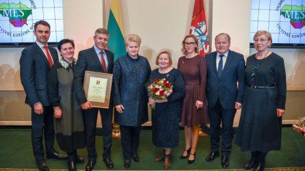 Zapyškis– nacionalinio seniūnijų konkurso laureatas