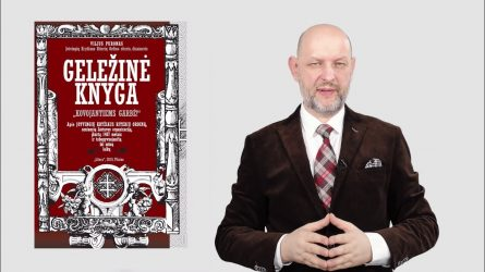 Vilius PURONAS - Geležinė knyga KOVOJANTIEMS GARBĖ