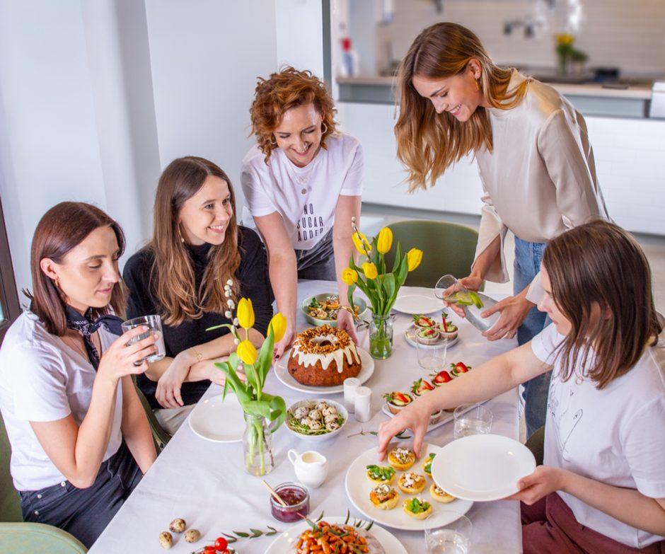 Velykų kepiniai kitaip – žymios tinklaraštininkės dalinasi originaliais receptais