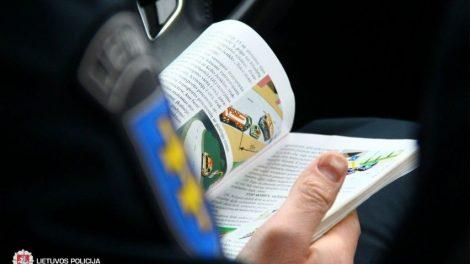 Kelių policija primena: pasirinktas saugus važiavimo greitis, atsakingumas, dėmesys kitiems – užtikrins mūsų saugumą kelyje