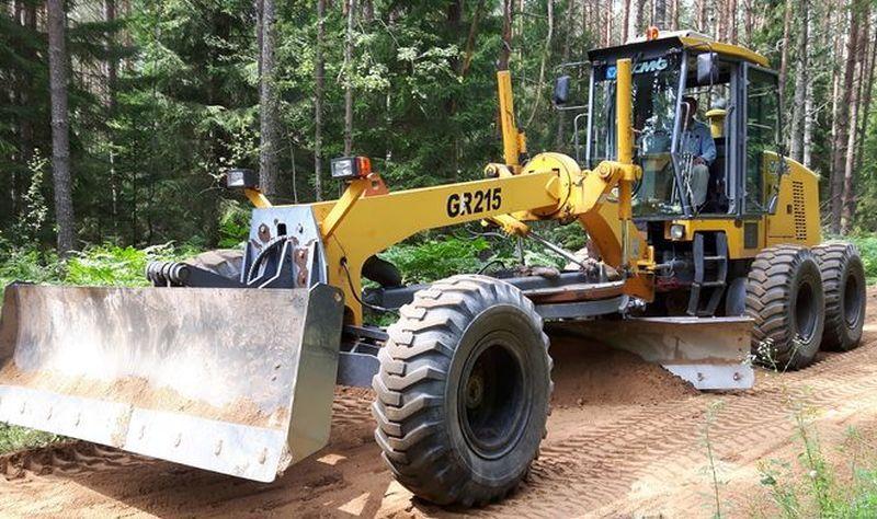 Šiemet miško keliams remontuoti – daugiau kaip 4 mln. eurų